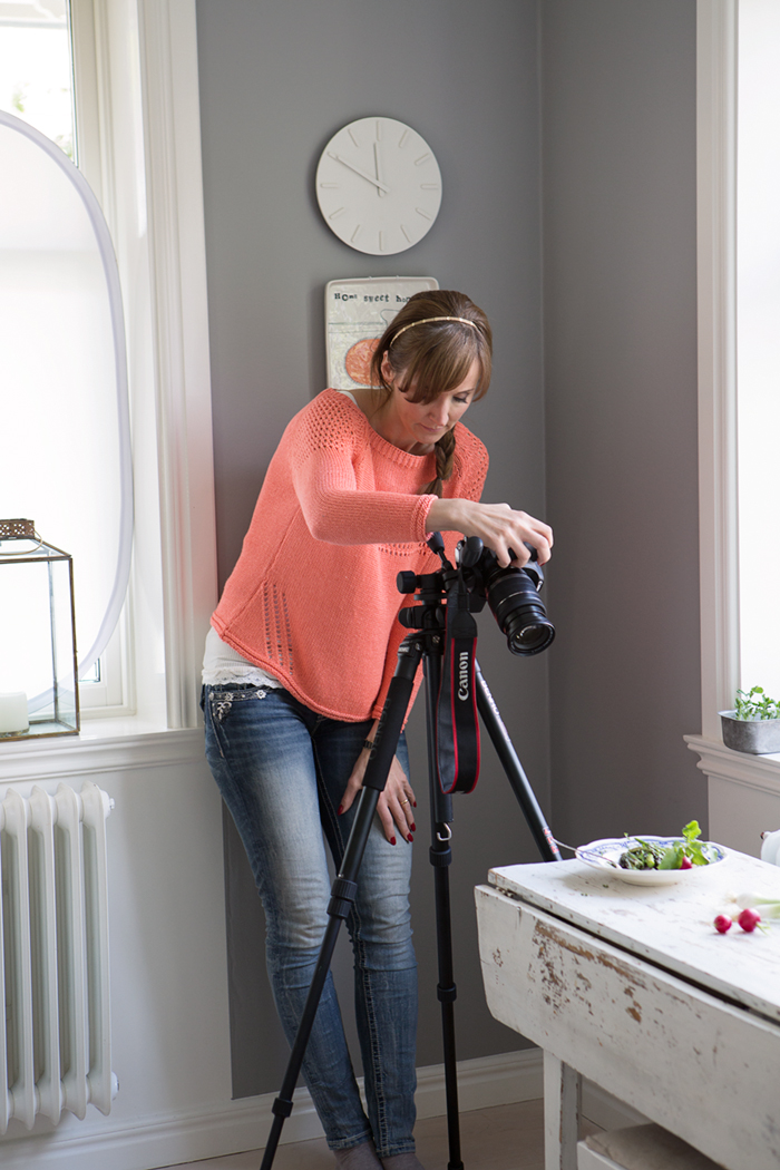 Dagmar's Kitchen foraging, food styling and photography workshop