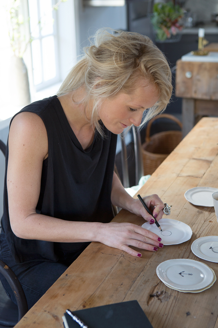 An interview with ceramicist Elin Lannsjö :: Sonja Dahlgren/Dagmar's Kitchen