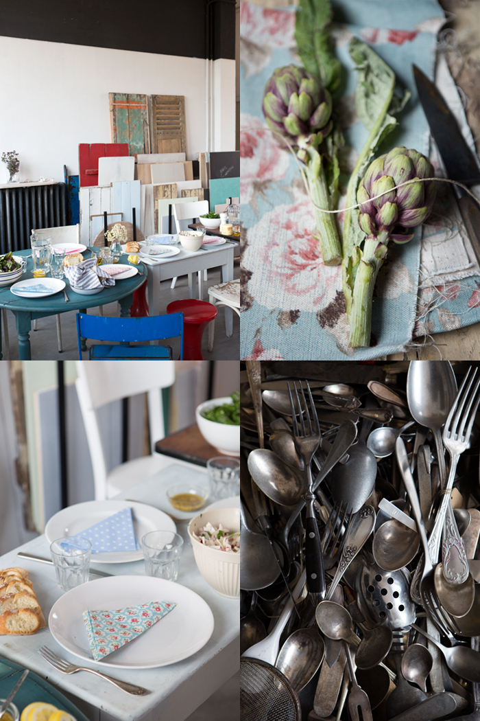 Sonja Dahlgren/Dagmars Kitchen :: Workshop in Paris