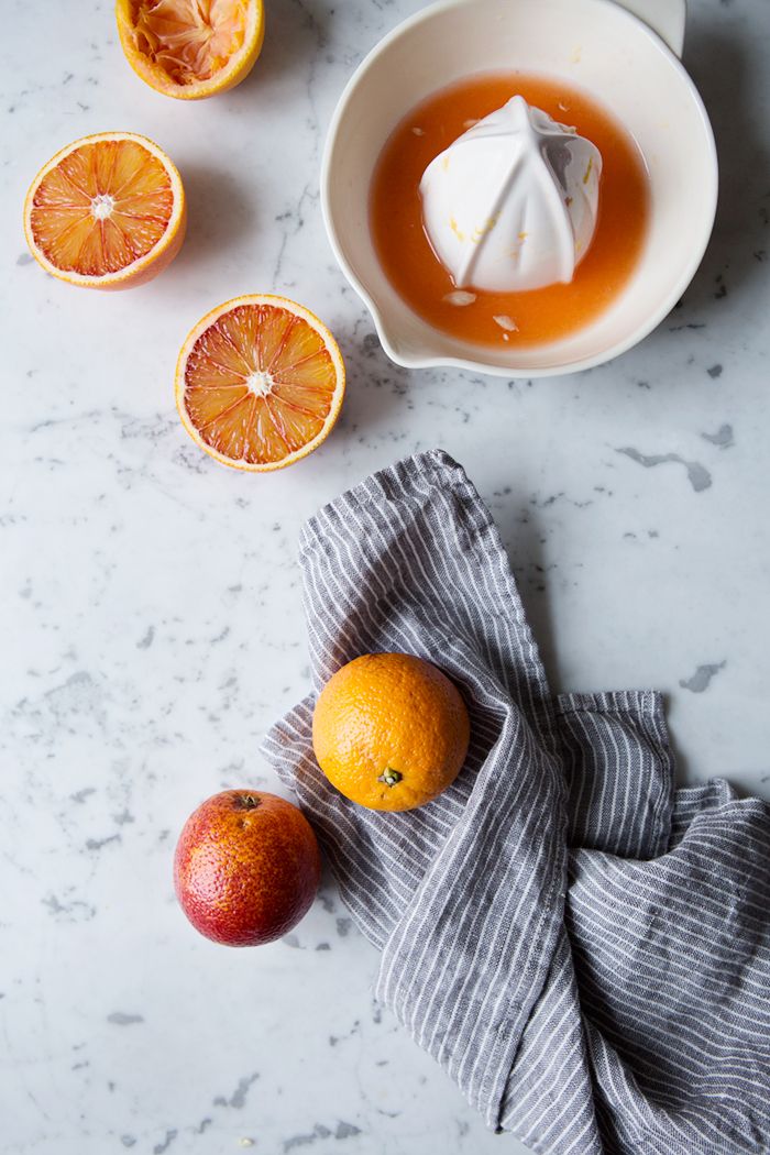 Blood oranges :: Sonja Dahlgren/Dagmar's Kitchen