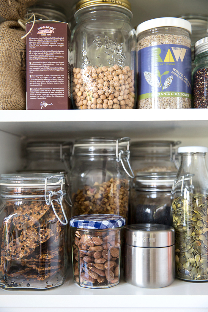 A peek into my pantry :: Sonja Dahlgren/Dagmar's Kitchen