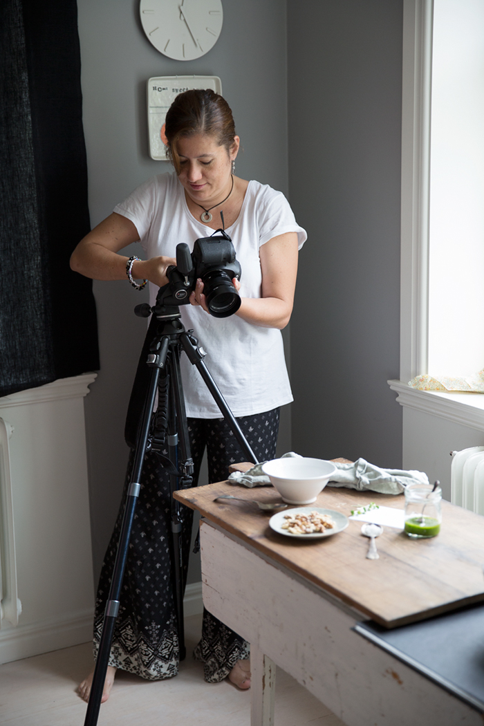 A food styling and photography workshop in Dagmar's Kitchen :: Sonja Dahlgren/Dagmar's Kitchen